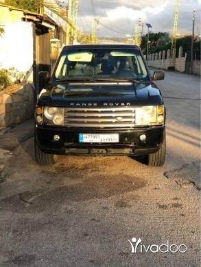 Rover in Beit Malat - Range Rover 2004 ndeff