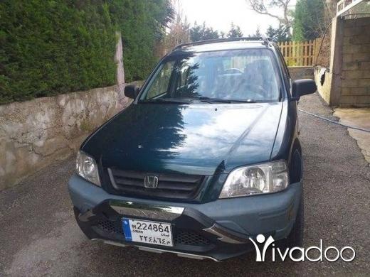 Honda in Akkar el-Atika - Crv 98