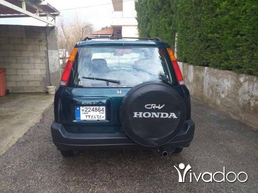 Honda in Tripoli - Crv 98 / كيان 71107372