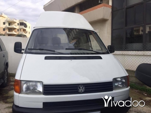 Volkswagen in Tripoli - Volz transporter mod 1995 almaniyi 5 cyl
