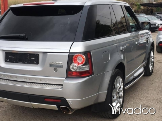 Rover in Tripoli - Range rover sport HSE call 03172009