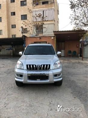 BMW in Beirut City - toyota prado V6 ful option