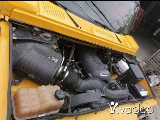 Hummer in Tripoli - Hummer H2