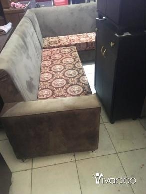 Appliances in Tripoli - زاويه ١٩٠سنتم*٢٧٠ سنتم شبه الجديده. خشب شوح خمسه سنتم للاتصال وتسااب ٠٣٥١٢٨١٩