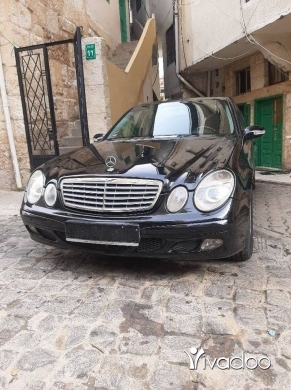 Mercedes-Benz in Beirut City - Mercedes E 200 2006 inkad