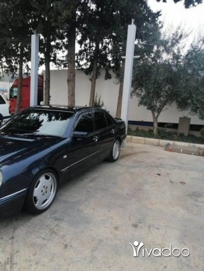Mercedes-Benz in Tripoli - ام عيون موديل 1997