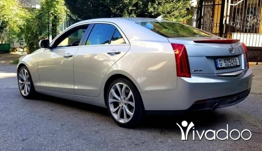 Cadillac in Beirut City - Only 20.000KM Cadillac ATS Company Source excellent like NEW
