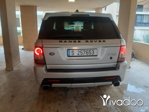 Rover in Beirut City - Range rover sport HSE 2006 tele 76677685
