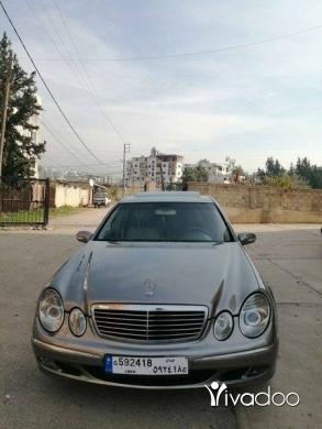 Mercedes-Benz in Majd Laya - Model 2003