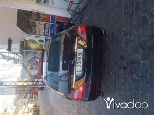 Mercedes-Benz in Tripoli - مرسيديس ٥٠٠