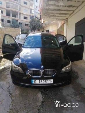 BMW in Deir Ammar - سيارة.مودال 2009