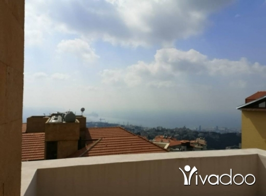 Apartments in Qannabet Broumana - L07555 - Duplex for Sale in Qannabet Broumana with Terrace