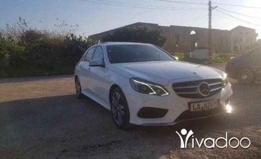 Mercedes-Benz in Tripoli - E350 2014