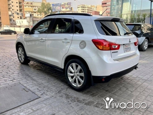 Mitsubishi in Beirut City - Mitsubishi Outlander Sport ASX 2014 SE/GT. ( Free Registeration & 6 Mounths Warranty )