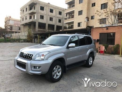 Toyota in Beirut City - toyota prado V6 masdar cherki