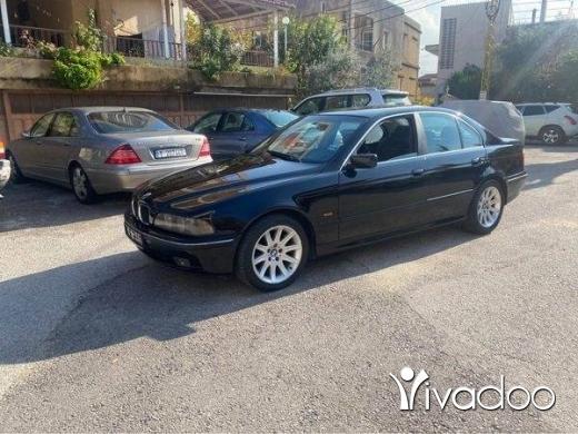 BMW in Rachiine - aswad aswad