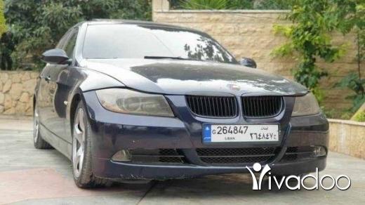 BMW in Tripoli - E90 330I