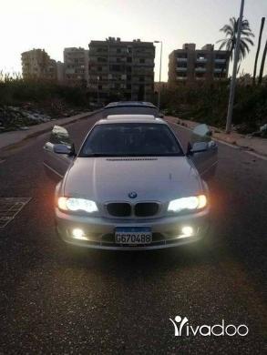 BMW in Tripoli - Bmw 323 CI coupe