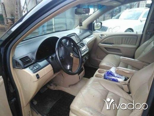 Honda in Tripoli - هوندا اوديسي موديل ٢٠٠٦