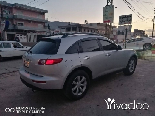 Infiniti in Beirut City - for sale
