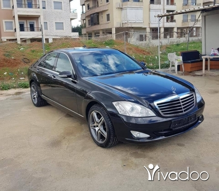 Mercedes-Benz in Beirut City - Mercedes benz s350 2006 swiss origin very clean fully loaded for more info call:76/019980
