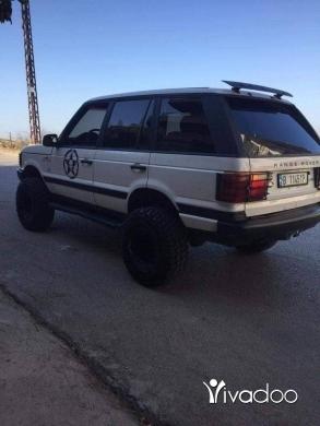 Rover in Tripoli - Rang rover