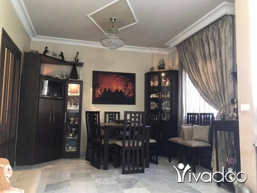 Apartments in Zouk Mosbeh - L07274-Nicely Decorated Apartment for Sale in Zouk Mosbeh with an Open View