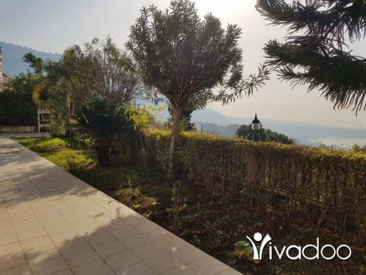 Duplex in kfarhbeib - L07553-An Amazing Duplex in Kfarhbeib with Terrace Outlooking a Panoramic Sea View