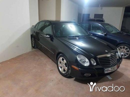 Mercedes-Benz in Bourj El Yahoudiyeh - E 211