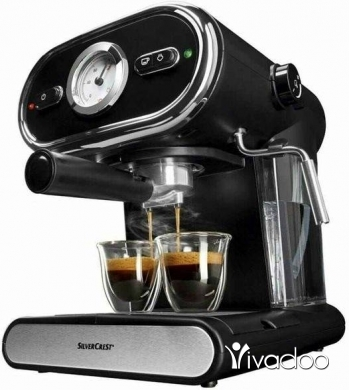 Appliances in Tripoli - ماكينة القهوة اسبريسو من SILVERCREST ألمانية الصنع