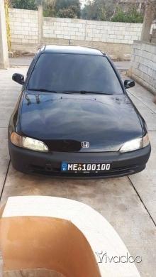 Honda in Akkar el-Atika - honda civic 92