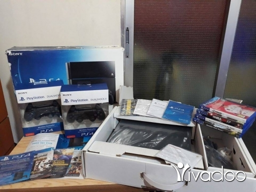 Video Games & Consoles in Beirut City - Ps4