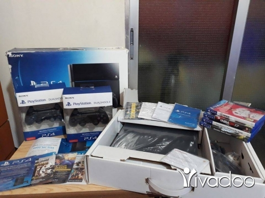 Music, Films, Books & Games in Beirut City - PS4 Full setup for sale 2,2000,000 L.L