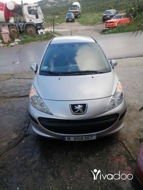 Peugeot in Beirut City - Peugo 207 model 2008 ba3da boyet cherke wl siyara cherke mfawle ma badda lira 03367240