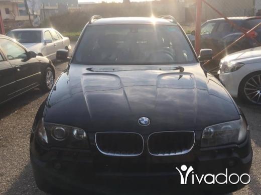BMW in Zgharta - BMW X3 moteur 2.5 boyit chirki 6 cyl
