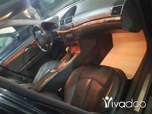 Mercedes-Benz in Tripoli - E 211 موديل 2003 // 03926131
