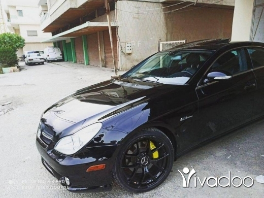 Mercedes-Benz in Tripoli - ‎Cls موديل 2006 للتواصل 81297349‎