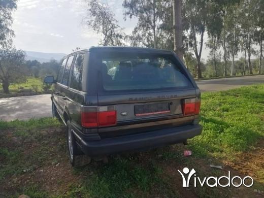 Rover in Tripoli - New range 1997