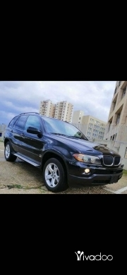 BMW in Tripoli - bmw x5 2006