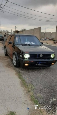 Volkswagen in Tripoli - golf 2