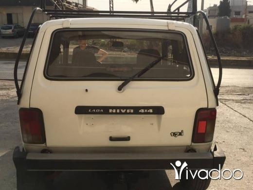Lada in Tripoli - Lada mod 2002 ankad kayen moteur be5a5