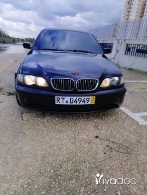 BMW in Tripoli - bmw newboy 2003