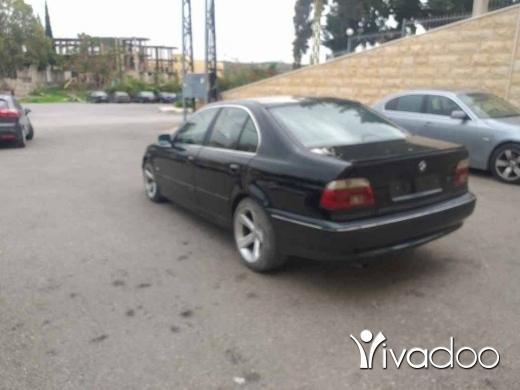 Mercedes-Benz in Baalback - bmw 97