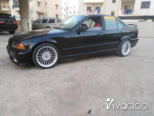 BMW in Tripoli - Boy 92