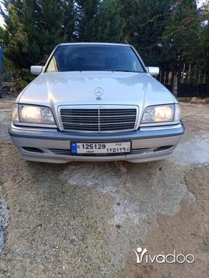 Mercedes-Benz in Sour - سي 230