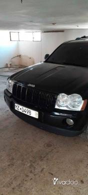 Jeep in Baalback - 2005 جلد فتحة حميات بالفرش جيب نضيف انقاد 