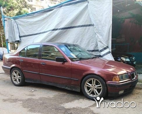 BMW in Tripoli - BMW E36 FOR SALE قابل للتفاوض