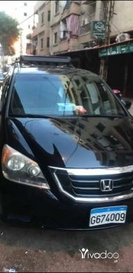 Honda in Tripoli - Honda odyssey
