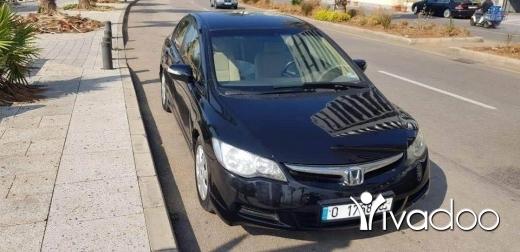 Honda in Tripoli - 2006 lx