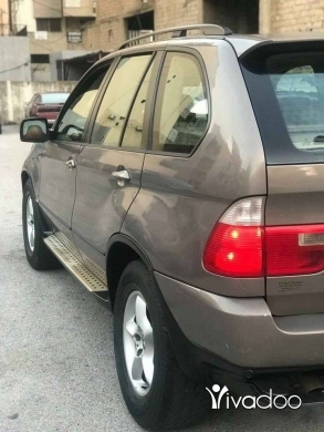 BMW in Beirut City - BMW X5 2005